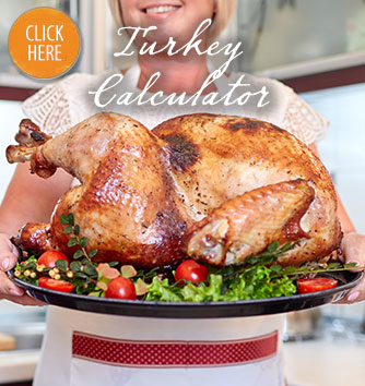 Turkey Calculator