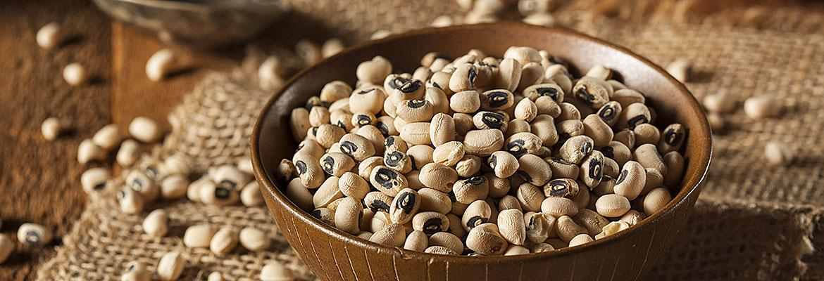 Black eyed peas for new years