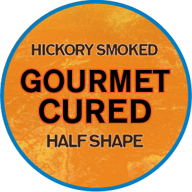 Gourmet Cured Retail Half Shape