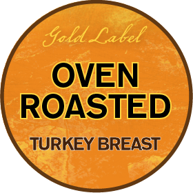 gold label oven roasted turkey breast