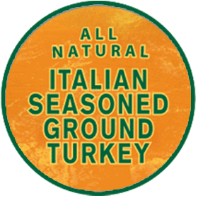italian seasoned ground turkey