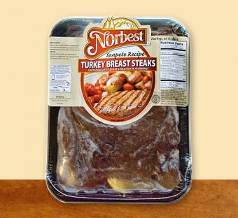 Sanpete BBQ Turkey Breast Steaks, Moroni turkey
