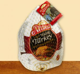 Mountain-grown Whole Young Turkey