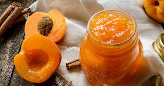 Southern holiday sweet apricot-butter sauce